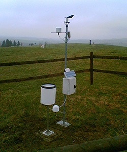 Meteorological stations for agriculture and research institutes