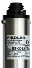 Detail konektorového připojení snímače ESKO12
