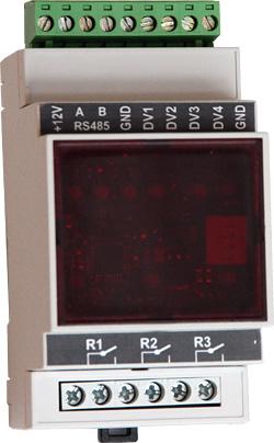 Vstupně-výstupní modul DV3