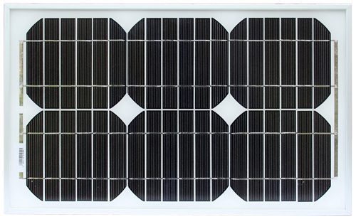 Solární panel 12V/15W